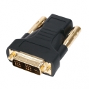 Adaptor HDMI female - DVI male