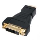 Adaptor HDMI male - DVI female