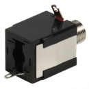 Jack chassis connector