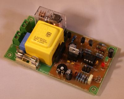 Signal detection prototype